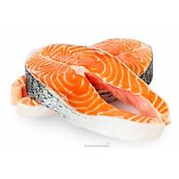Cá hồi Cắt Khanh - Gói 1kg