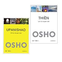 Combo 2 Cuốn Sách Tâm Linh Hay: Thiền - Lịch Sử Và Giáo Huấn + Upanishad - Cốt Tủy Của Giáo Huấn (tặng kèm postcard greenlife)