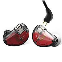 Tai nghe TRN V30 - 6 Driver công nghệ âm thanh Hybrid có micro - hàng chính hãng
