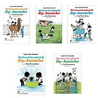 Combo Truyện Tranh Thiếu Nhi: Đôi Bạn Tinh Nghịch Jip Và Janneke (Bộ 5 Tập) - Tặng Kèm Bookmark Thiết Kế Aha