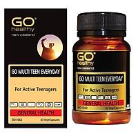 Viên uống tăng cường sức khỏe cho trẻ ở tuổi tăng trưởng GO MULTI TEEN EVERYDAY For Active Teenagers