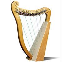 Đàn lyre Harp đàn hạc thủ công 2 khóa Mã KT-1000 Tặng full phụ kiện