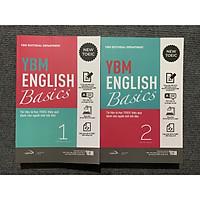 Sách - YBM English Basic 1 + 2: Tài Liệu Tự Học TOEIC Hiệ Quả Dành Cho Người Mới Bắt Đầu (Bộ 2 Tập)
