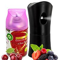 Bộ phun tinh dầu tự động Air Wick Winter Berries 250ml QT06514 - hương quả ngọt