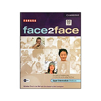 Face2Face Upper Int. WB with Key FAHASA Reprint Edition