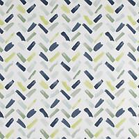 Tấm Trải Bàn JYSK Sandfiol Nhựa PVC Họa Tiết  Xanh Lá R140cm