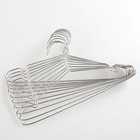 Stainless Steel Metal Clothes  Hanger Wearing Rack For Household Clothes Drying