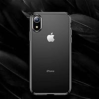 Ốp lưng chống sốc trong suốt cho iPhone XR có gờ bảo vệ camera Hiệu Totu Fairy Series (Viền bảo vệ camera, chống trầy xước, chống ố vàng, tản nhiệt tốt) - Hàng chính hãng
