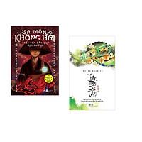 Combo 2 cuốn sách: Sa môn Không Hải thết yến bầy quỷ Đại Đường 3 + Thiên môn chi tâm