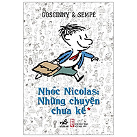 Nhóc Nicolas: Những Chuyện Chưa Kể - Tập 1