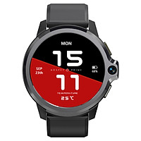 KOSPET PRIME S Smart Sports Watch 1.6-Inch IPS Full-Touch Screen 400*400 Resolution Dual Modes/Dual Chips 8.0MP+5.0MP