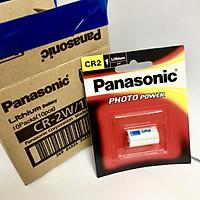 Pin Lithium Panasonic vỉ 1 viên 3V CR-2W/1BE- Hàng chính hãng