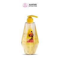 Sữa tắm hương nước hoa 24k Nano Avatar 750ml- Sữa tắm sáng da, loại bỏ hắc tố, hương nước hoa