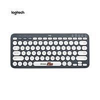 Logitech K380 Wireless BT Keyboard Multi-device BT Keyboard Portable Ultra-thin Wireless Keyboard Wide Compatibility