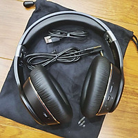 Tai nghe Bluetooth Over-ear Edifier W828 - Hàng nhập khẩu