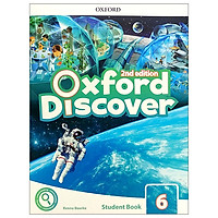 Oxford Discover: Level 6: Student Book Pack, 2nd Edition