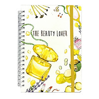 Sổ Tay Lover Journal - Simple Daily - The Beauty Lover