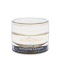 Kem dưỡng trắng da, chống lão hoá, dưỡng ẩm Bella Skin Crystal Skin Whitening Complex (30g)