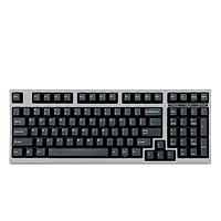 Bàn phím cơ Leopold FC980M PD - Blue Font Case Grey - Hàng chính hãng