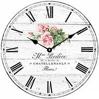 Đồng hồ treo tường phong cách cổ MS 50