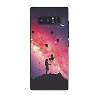 Ốp điện thoại dành cho máy Samsung Galaxy Note 9 - Thả bóng MS ACQTU007