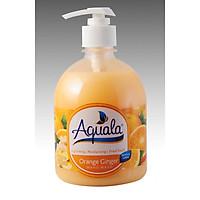 Sữa rửa tay Aquala Hương Cam Gừng (500ml)