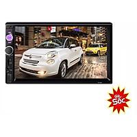 Màn hình ô tô 7 inch lắp chung Xe hơi MP5 Player FM Radio USB-TF-Android IOS