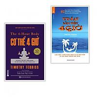 Combo Sách Tuyệt Hay Về Kỹ Năng Sống Và Quản Lý Thời Gian: Cơ Thể 4 Giờ + Tuần Làm Việc 4 Giờ ( Tặng kèm Bookmark Happy Life)