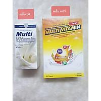 Tăng cân Multi Vitamin Thái Lan  Nhập Khẩu Thái lan - Hỗ trợ ăn ngon, hấp thụ tốt