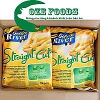 [Chỉ Giao HN] KHOAI TÂY CHIÊN Oze Foods - 1KG