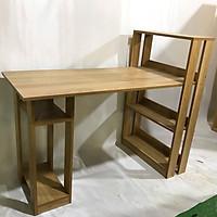 Bàn làm việc, bàn học sinh bằng gỗ MDF . Hàng tự lắp ráp thông minh, dễ dàng vận chuyển và vệ sinh.