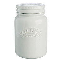Hủ gốm Kilner - xám (0.6lít)