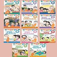 Sách - Dạy Con Theo Quan Điểm Phật Giáo Combo 11 cuốn