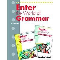 Enter The World Of Grammar Teacher's Book
