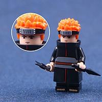 Minifigures Mô Hình Các Mẫu Nhân Vật Phản Diện Akatsuki Trong Naruto Mẫu Mới Ra Siêu Hot KDL801