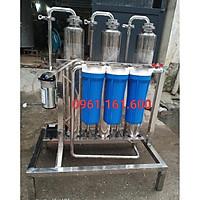 Máy lọc và khử độc tố 30l/h