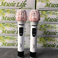 Đầu bọc micro sử dụng 1 lần trong Karaoke