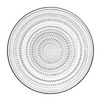 Đĩa thủy tinh Kastehelmi đường kính 315mm Iittala