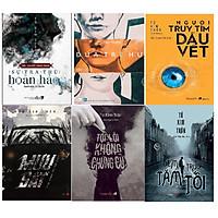 Combo 6 cuốn truyện Trinh thám của tác giả Tử Kim Trần: Sự trả thù hoàn hảo + Đứa trẻ hư + Người Truy tìm dấu vết + Mưu Sát + Tội lỗi không chứng cứ + Đêm Trường tăm tối