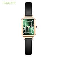Đồng hồ Nữ SUNMATE S20025LA Máy Pin (Quartz) Dây Da