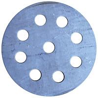 2 miếng chặn than 9 lỗ, sử dụng cho bếp than điện 28,30,34 cm