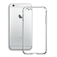 Ốp Lưng Chống Sốc cho điện thoại Apple Iphone 6 Plus / 6S Plus - Dẻo Trong - Hàng Chính Hãng