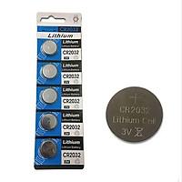 PIN Lithium CMOS CR2032