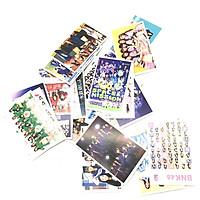 Bộ Ảnh Thẻ Lomo Card BNK48