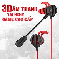Tai Nghe Gaming Có Mic Rời Loa Siêu Trầm 3D G6 PRO GAMER Dành Cho Game Thủ Chơi Game Điện Thoại, Máy Tính - Hàng nhập khẩu