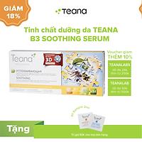 Tinh chất dưỡng da TEANA B3 Soothing serum kiềm dầu, mờ thâm, phục hồi da mụn