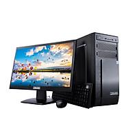 Máy tính văn phòng C500 (Core i3/ SSD 120GB/ RAM 4GB/ 21.5 inch LED) - Hàng chính hãng