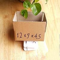 50 hộp carton / hộp giấy size: 12x9x4,5 cm