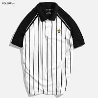 Áo thun Polo nam cổ bẻ CHECKY vải cá sấu Cotton xuất xịn, chuẩn form,sang trọng-lịch lãm P58 - POLOMAN