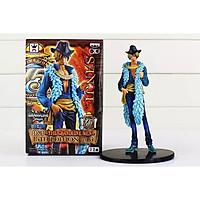 Hành Động Hình Sưu Tập Mô Hình Toy 19 cm Anime One Piece Sanji 5th Anniversary PVC